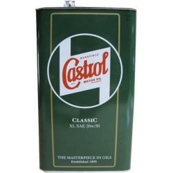 Castrol 20W50 classic oil 5...